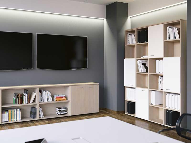 armoires et caissons m lamin s armoires gain de place i. Black Bedroom Furniture Sets. Home Design Ideas