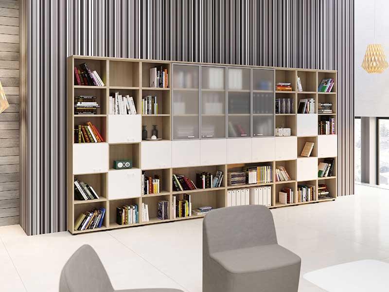 armoires et caissons m lamin s eos monolithe i. Black Bedroom Furniture Sets. Home Design Ideas