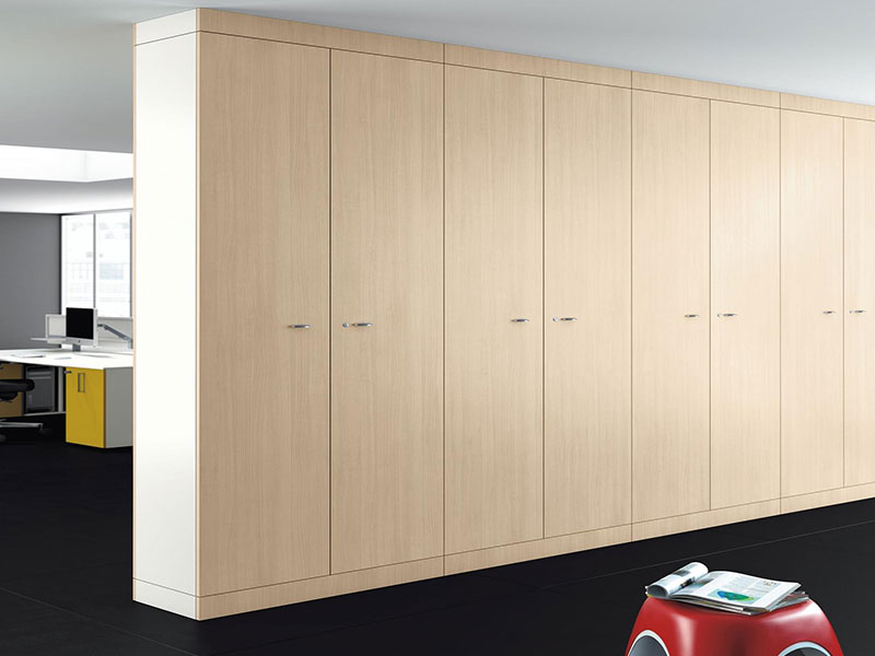 grand armoire de rangement. Black Bedroom Furniture Sets. Home Design Ideas