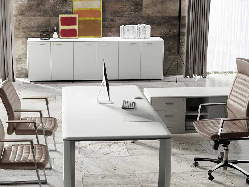 bureau direction blanc of73 jornalagora. Black Bedroom Furniture Sets. Home Design Ideas