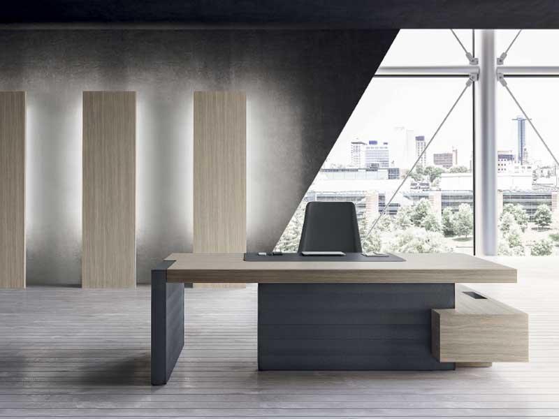 bureaux de direction bois x7 i. Black Bedroom Furniture Sets. Home Design Ideas