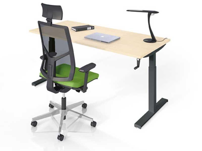 Bureaux reglables en hauteur i bureau