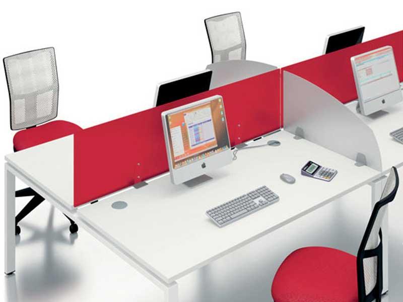 écrans de séparation universels i bureau