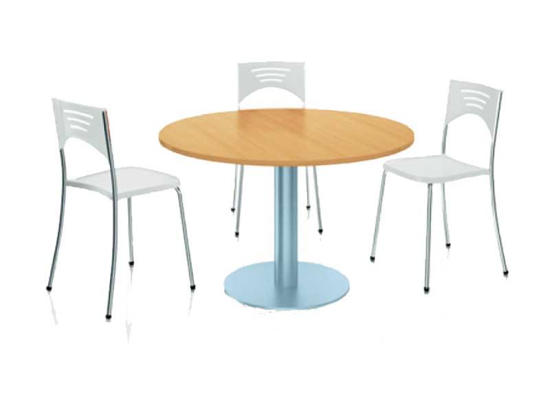 table ronde bureau great bureau with table ronde bureau beautiful table ronde bureau inspirant. Black Bedroom Furniture Sets. Home Design Ideas