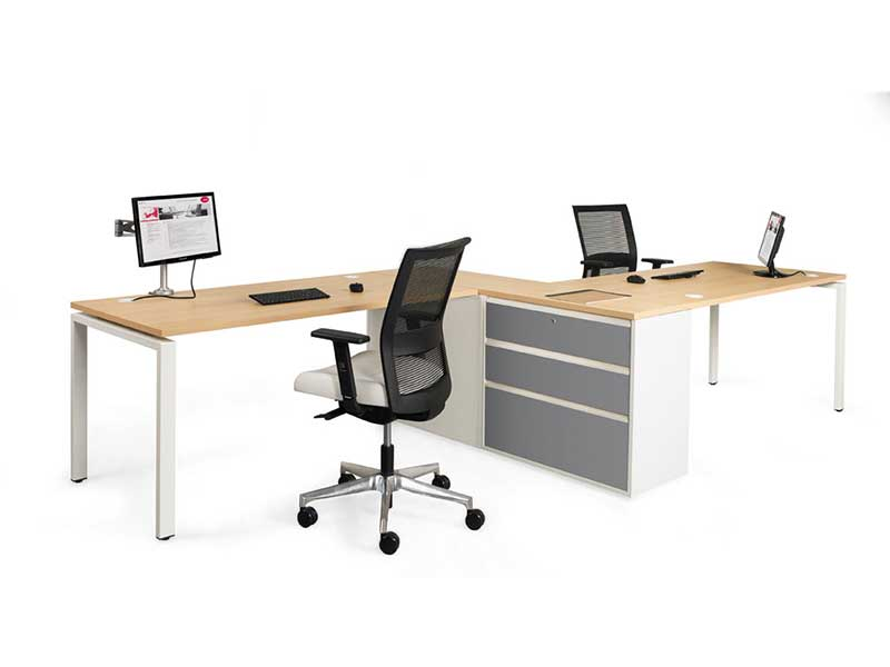 bureaux openspace conect i. Black Bedroom Furniture Sets. Home Design Ideas