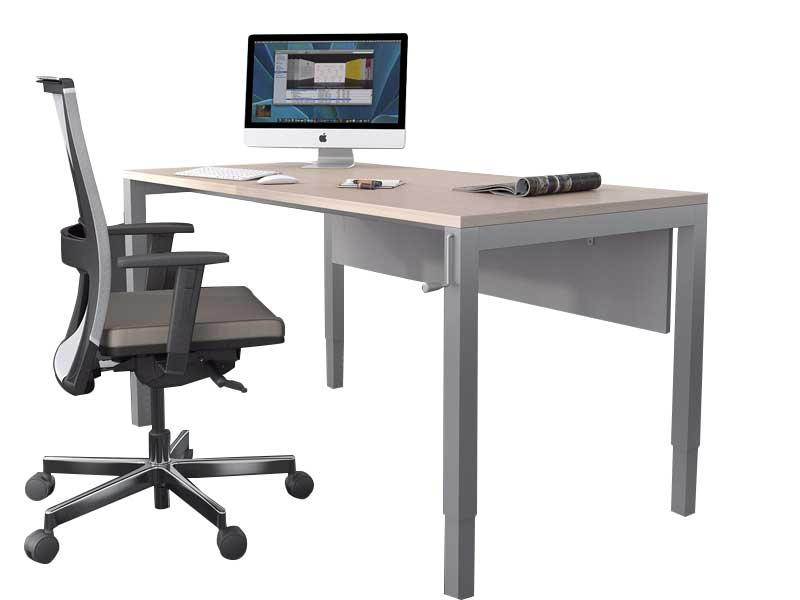Bureaux réglables en hauteur up i bureau