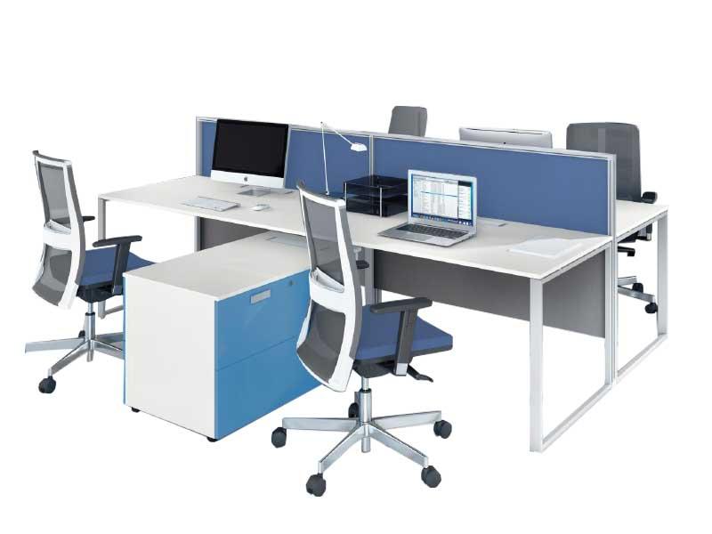 bureaux openspace system i. Black Bedroom Furniture Sets. Home Design Ideas